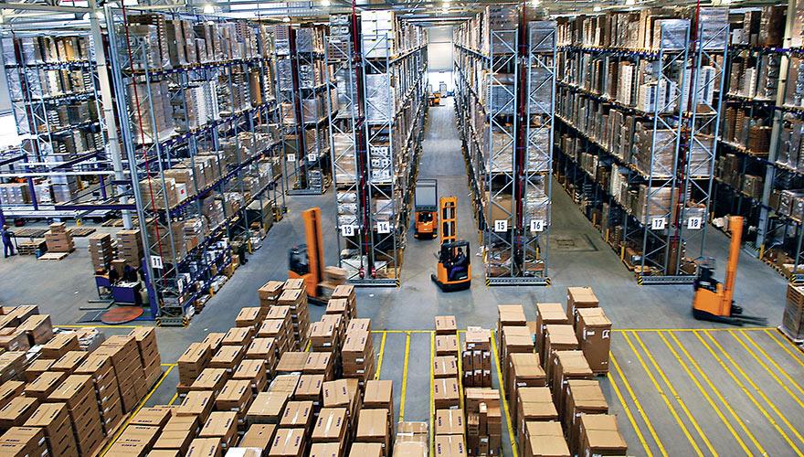 Firmengelände der BLANC & FISCHER Corporate Services